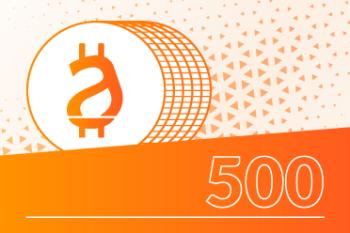 Pacchetto 500 crediti